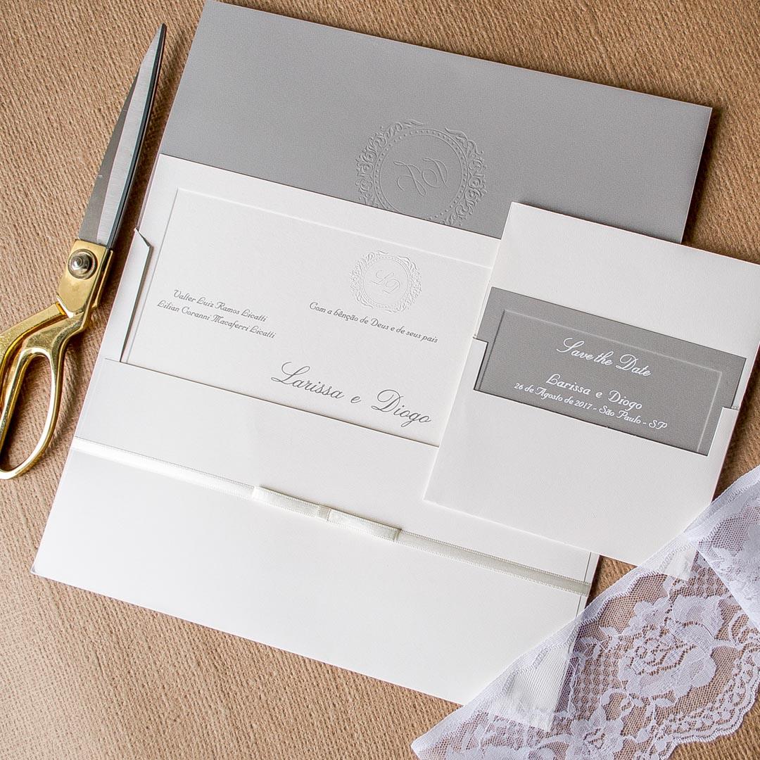 Como fazer convites de casamento