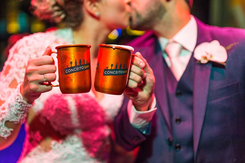 Fotos de casamento: bar