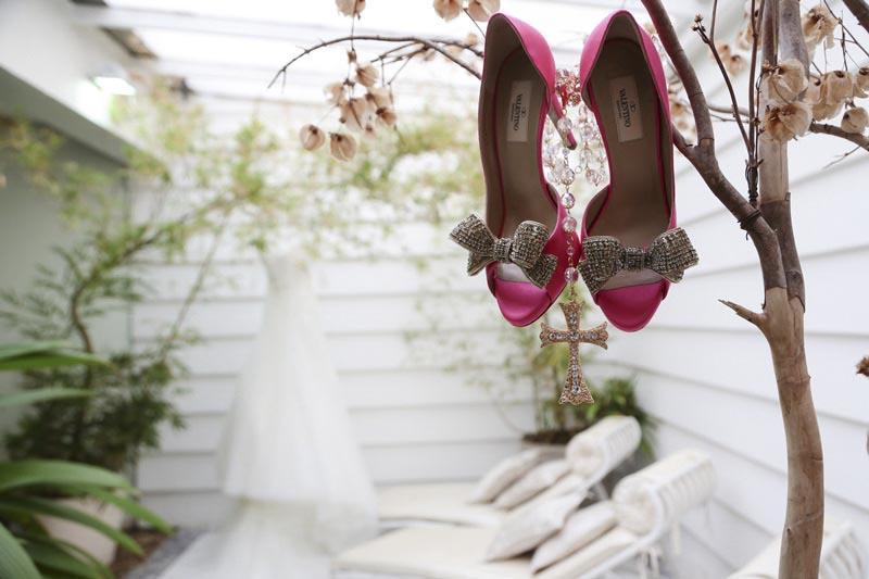sapato-rosa-para-noiva