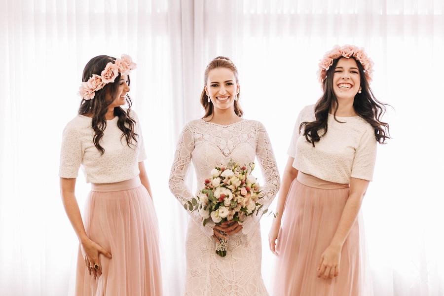 Vestido da noiva casamento