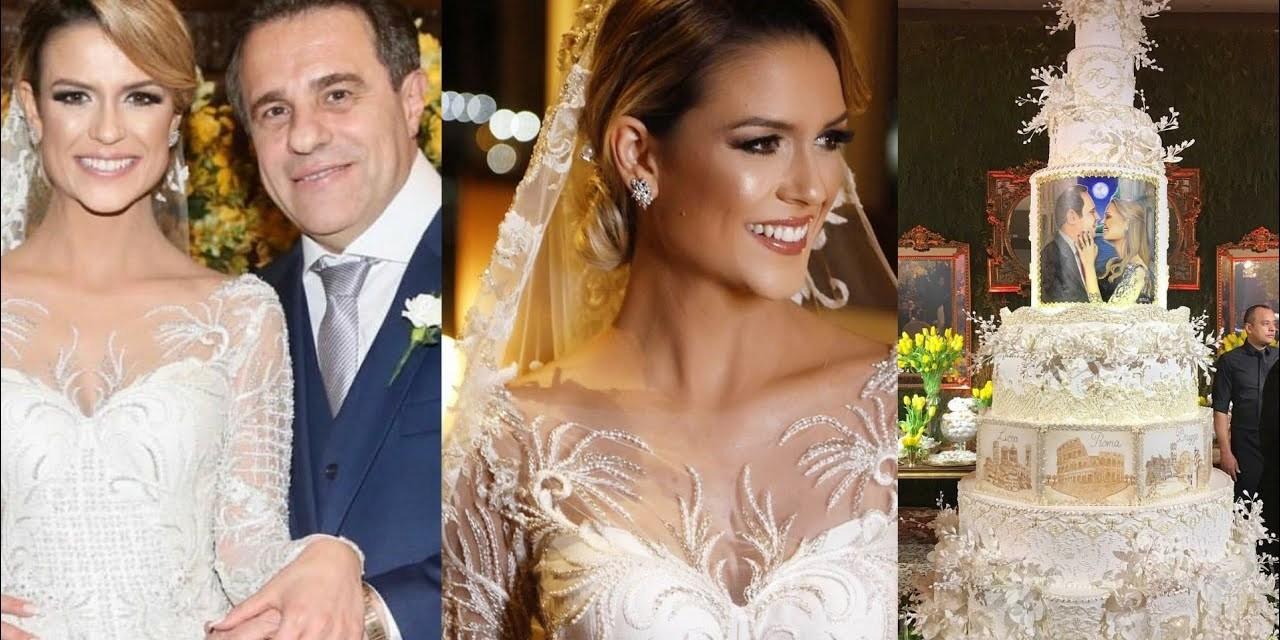 Casamento Beca Milano e Fernando Pelégio