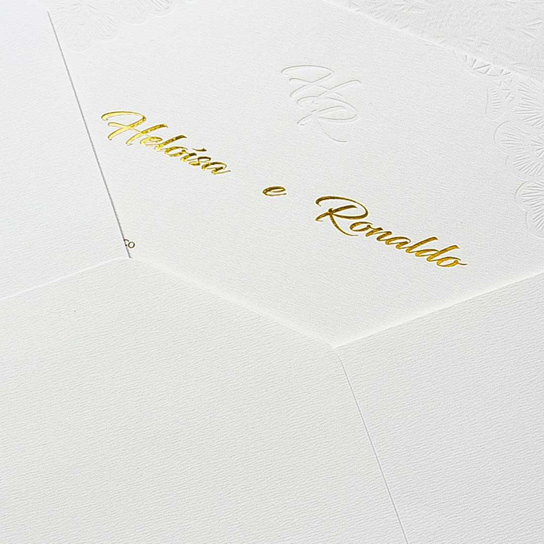 convite de bodas de perola