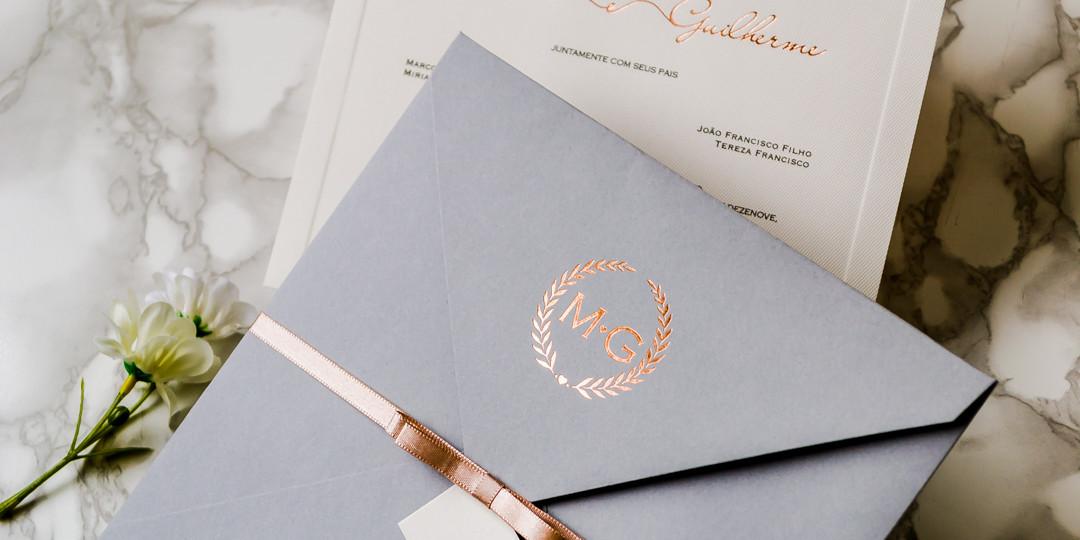 Download de convite de casamento
