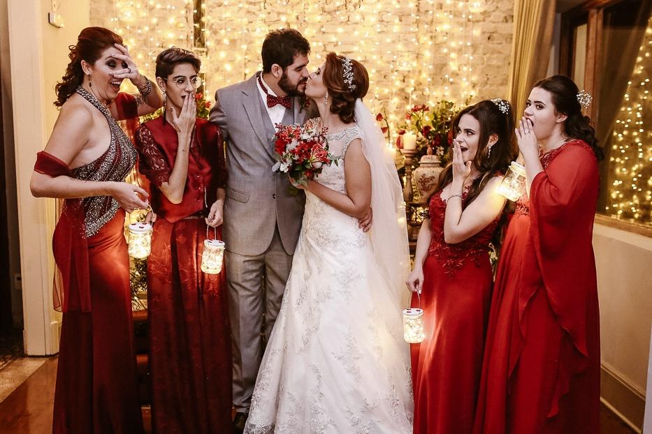 Madrinha de casamento