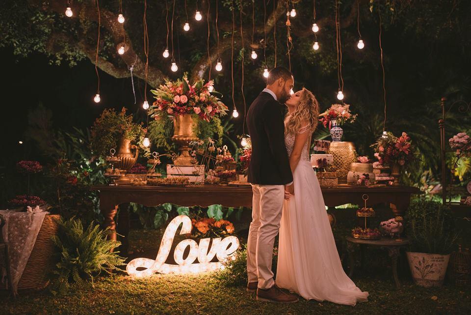 Casamento rústico: passo a passo para fazer o seu!