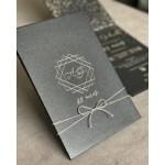 Convite 15 anos estrelas – Ana Gabriella – 2