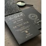 Convite 15 anos estrelas – Ana Gabriella – 4